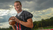 Varsity Q&A with Archbishop Spalding quarterback Zach Abey