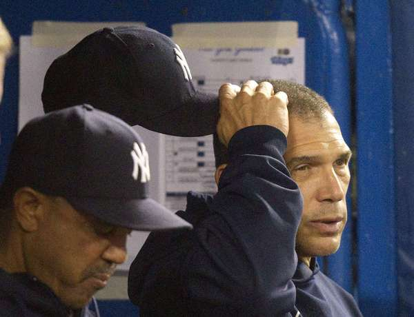 New York Yankees manager Joe Girardi is in negotiations with the team on a new contract.