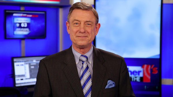 Central Florida News 13 plans a weeklong celebration to honor the retiring Danny Treanor.
