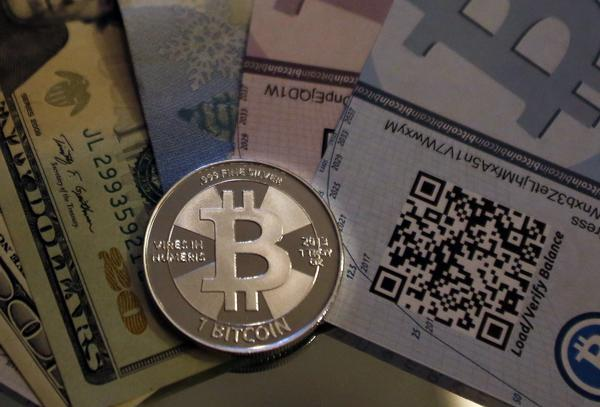 Bitcoins, touted by some experts as the future of money, gained in prominence during Europe's financial crisis as more people questioned the safety of holding their cash in the bank.