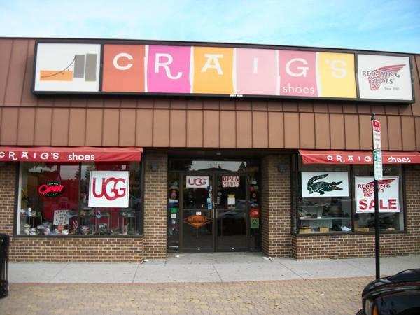 Craig's Shoes in Berwyn will receive a $145,000 loan from the Berwyn Development Corp.