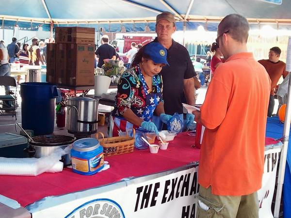 The Five-Alarm Festival and Chili Cook-Off is scheduled for Saturday, Oct. 5, 2013.