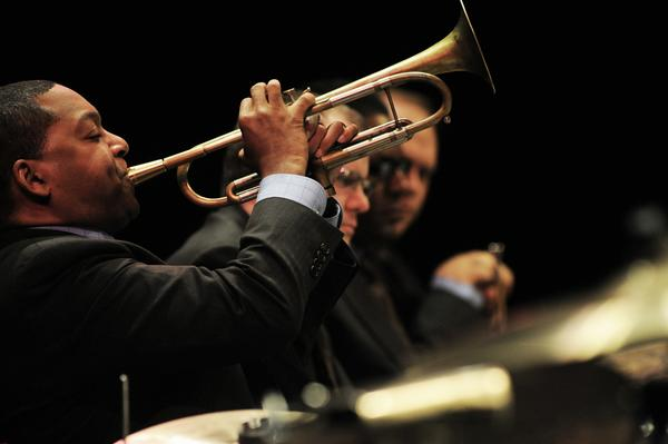 "Wynton Marsalis will perform his ""Abyssinian Mass"" Oct. 5 in Norfolk. He composed it in 2008 for the 200th anniversary of the Abyssinian Baptist Church in New York...Courtesy of the Virginia Arts Festival"