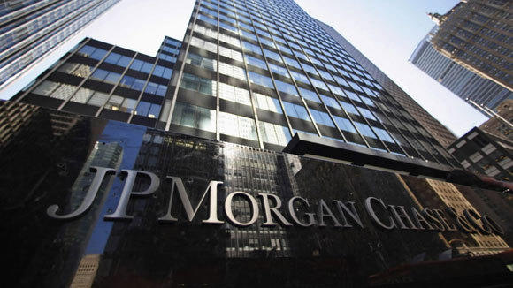 JPMorgan's headquarters in New York.