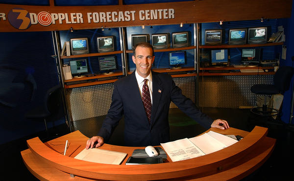Dave Parker was a weatherman at WTKR before becoming a radio talk show host. Parker has got the plum radio spot in between Tony Macrini's early slot and Rush Limbaugh's syndicated show. It's topical news talk with a lot of local callers.