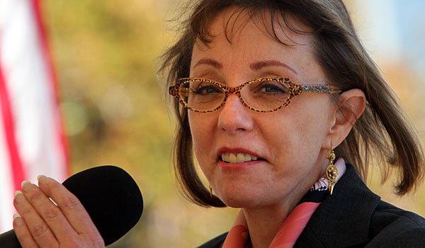 Geraldine Knatz in 2012.