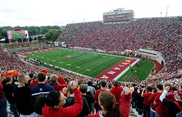 Indiana's Memorial Stadium has been a difficult place for Penn State to play since 2004.