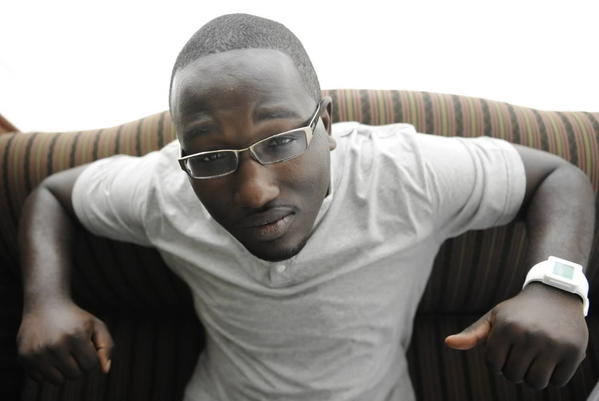 Comedian Hannibal Buress photographed on May 13, 2011 in Irvine, California.