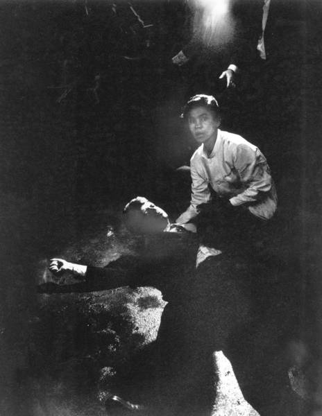 Bill Eppridge, the photographer who took this famed photo of Sen. Robert F. Kennedy after he was felled by an assassin's bullet in 1968, has died at 75.