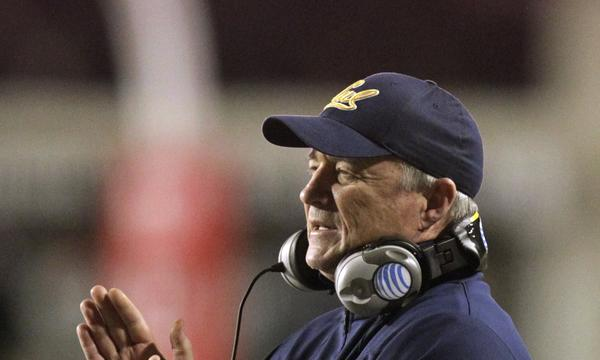 Former California coach Jeff Tedford won't become a familiar face on the USC sideline.