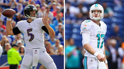 Scouting report: Ravens vs. the Dolphins