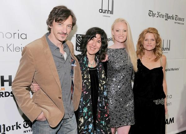 Actor John Hawkes, director Debra Granik, actress Lauren Sweetser and actress Dale Dickey attend IFP's 20th Annual Gotham Independent Film Awards.