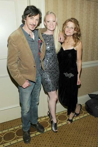 Actors John Hawkes, Lauren Sweetser and Dale Dickey attend IFP's 20th Annual Gotham Independent Film Awards.