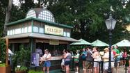 Epcot: Food & Wine marketplaces becoming spiffier, bigger