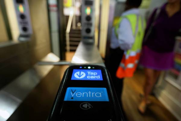 The CTA says Ventra cards have been tapped against readers more than 10 million times. The transit agency is gradually phasing out other fare options.