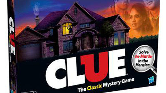 Clue, from Hasbro, is one of the finalists for the National Toy Hall of Fame.