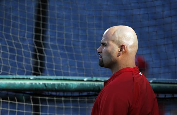 Albert Pujols filed a lawsuit against Jack Clark over comments Clark made accusing Pujols of using performance-enhancing drugs.