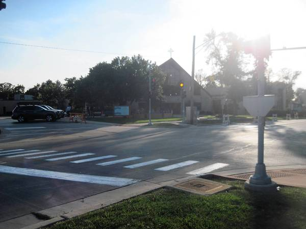 The Village of Clarendon Hills and local schools are studying intersections on Chicago Avenue to see if improvements are need to prevent accidents.