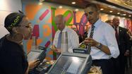 Obama, Biden run out for sandwiches, damage control