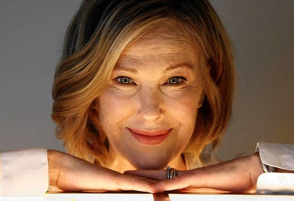 """Catherine O'Hara came to fame over three decades ago on the TV series """"SCTV."""" Now she is starring in the film """" A.C.O.D."""""""
