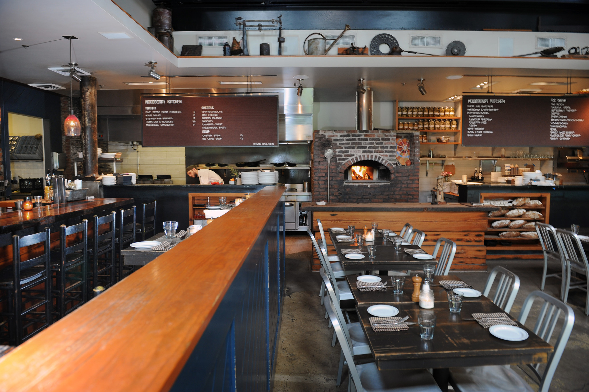Open Table Woodberry Kitchen Six Years Later Its Still Standing Room Only At Woodberry