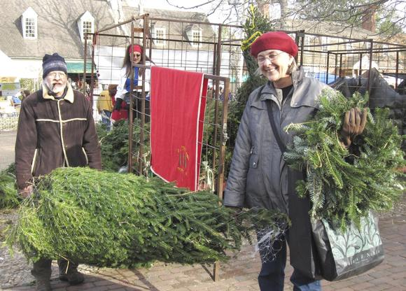 Holiday markets are planned this fall at the Williamsburg Farmers Market