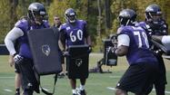 Ravens still deciding on LT Monroe's status