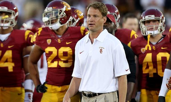 Lane Kiffin wasn't shown much empathy when he was fired by USC Athletic Director Pat Haden.