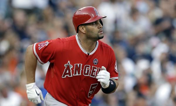 Angels slugger Albert Pujols is taking legal action against a former major league player who accused him of using performance-enhancing drugs.