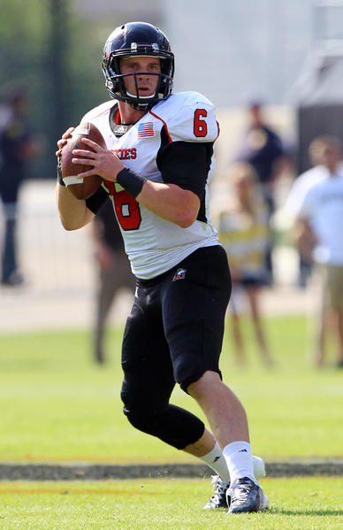 Northern Illinois quarterback Jordan Lynch.