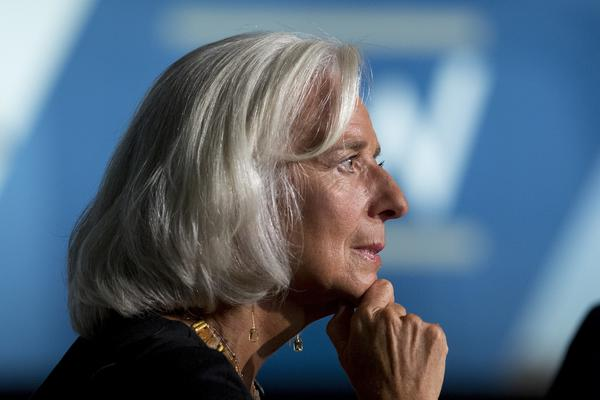 "Christine Lagarde, head of the International Monetary Fund, says it is ""mission critical"" that the standoff in the U.S. be resolved soon. She is worried that not raising the U.S. debt limit could cause serious harm to the global economy."