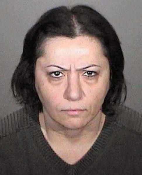 Naira Shakhmuradyan was arrested on suspicion of allegedly defrauding elderly victims who were seeking Section 8 assistance.