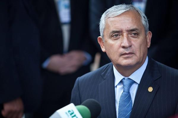 Guatemalan President Otto Perez Molina praised law enforcement officials for their role in the arrest.