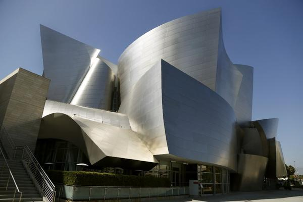 The Walt Disney Concert Hall in downtown Los Angeles recently celebrated its 10th anniversary.