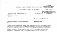 Ruling: L.A. Coliseum violated open meeting, public records laws