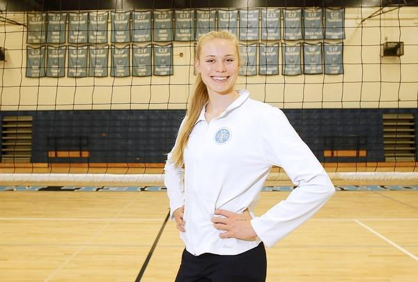 Corona del Mar High's Hayley Hodson is the Daily Pilot High School Athlete of the Week.