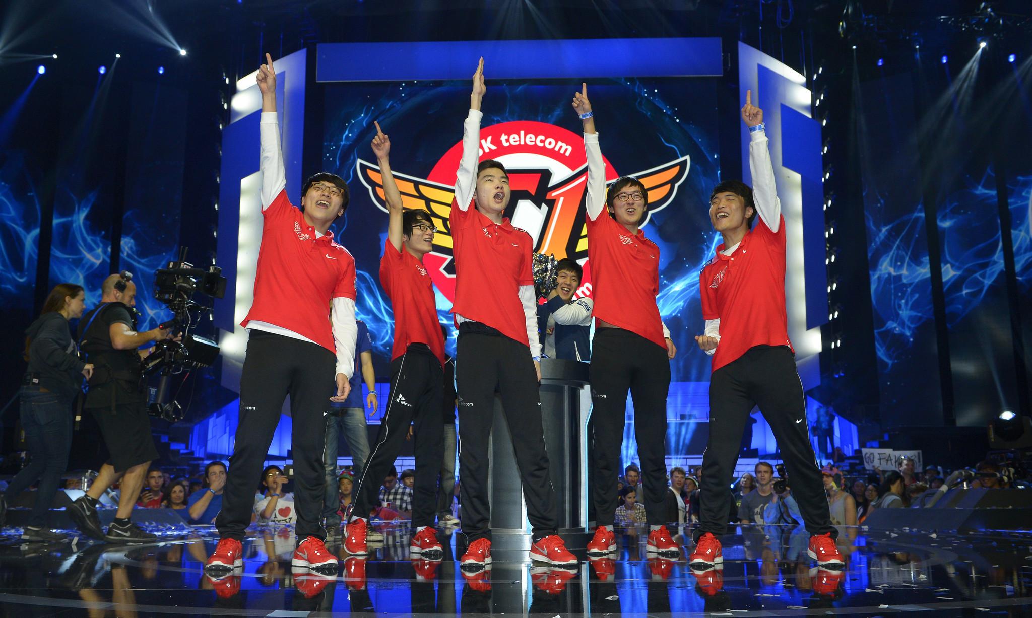 League of Legends World Championship 2013 goes to South Korea LA Times