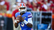 <b>Pictures:</b> Florida 30, Arkansas 10