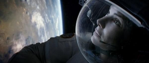 "Sandra Bullock stars in ""Gravity,"" which was a huge hit at the box office this weekend."