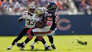 Week 5 photos: Saints 26, Bears 18
