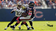 Week 5 photos: Saints 26, Bears 18