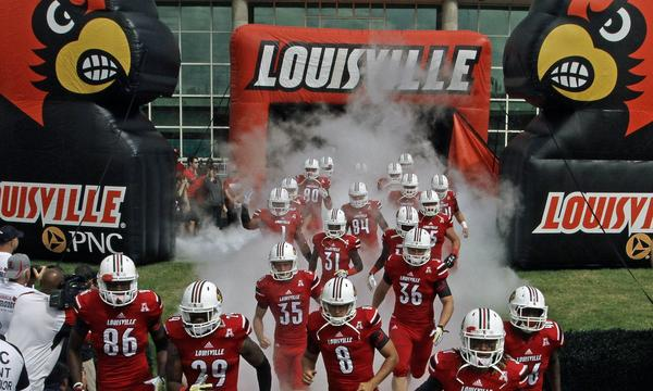 Louisville will finally face a decent test when they line up against Rutgers this week.