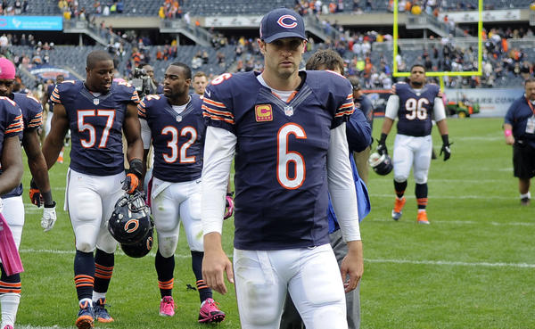 Bears quarterback Jay Cutler know they missed opportunities in their loss to New Orleans on Sunday.