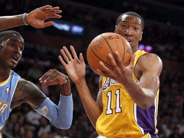 Wesley Johnson, Quincy Miller