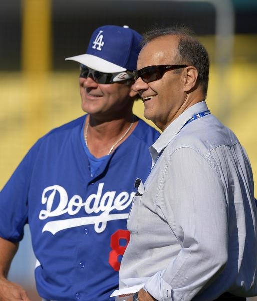 Don Mattingly, Joe Torre