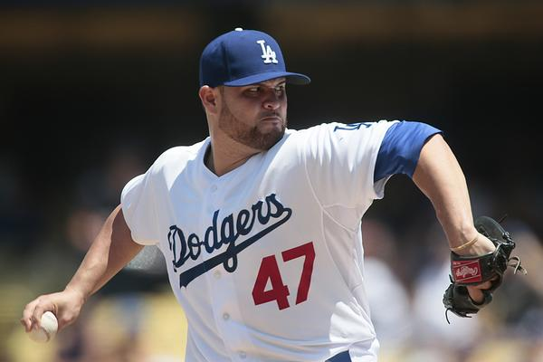 Pitcher Ricky Nolasco will start Game 4 of the National League division series on Monday, according to Dodgers pitching coach Rick Honeycutt.