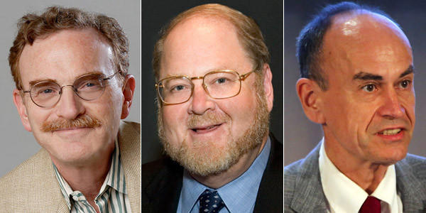 Randy W. Schekman, James Rothman and Thomas Suedhof