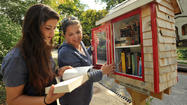 Little Free Libraries are popping up all over Baltimore