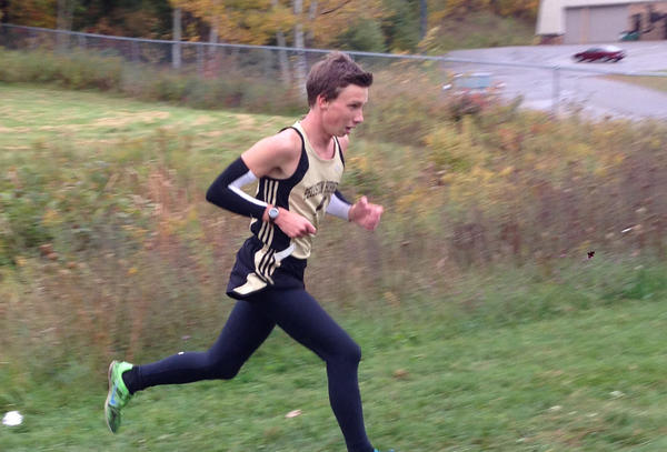 Pellston's Hunter Kilpatrick placed fourth overall in the boys' race at Saturday's Sault Ste. Marie Elks Invitational. Kilpatrick finished in 17 minutes, 40 seconds.