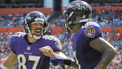 Ravens snap count observations from Sunday's win over the Miami…
